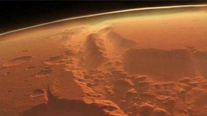 Была ли катастрофа на Марсе?